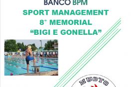 1   Trofeo di Nuoto ASC Lombardia - 8   Memorial    Bigi e Gonella