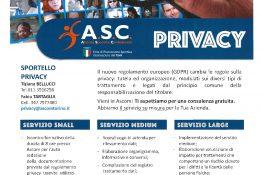 CONVEGNO NUOVO REGOLAMENTO EUROPEO     GDPR 679 2016 ASC TORINO