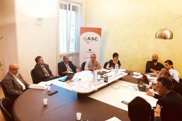Coordinamento del Progetto SOSIA ASC