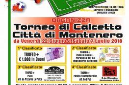 Torneo di Calcetto ASC MOLISE    CITT   DI MONTENERO DI BISACCIA - ESTATE 2018    a cura di  ASD I LUPETTI