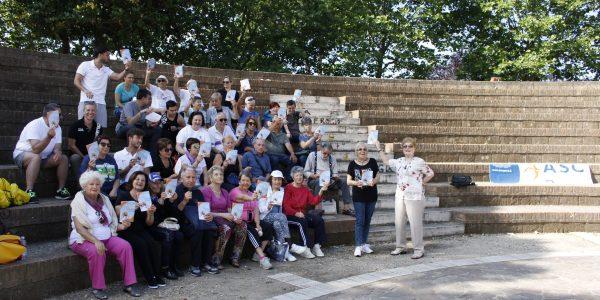SPORT E MOVIMENTO Negli anni d'argento – Appuntamento al Parco Aldo Moro