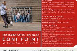 Seminario NOT BULLYING  YES EMPATHY  IN SPORT ASC MILANO