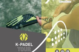 K-PADEL TOUR ASC Puglia - 10 11 12 Luglio 2018