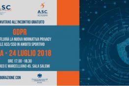 GDPR 24 LUGLIO     GENERAL DATA PROTECION REGULATION