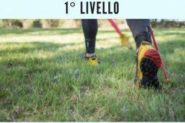 CORSO ISTRUTTORI NORDIC WALKING 1   LIVELLO ASC LOMBARDIA