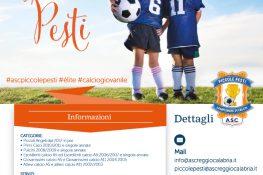 Torneo Piccole Pesti A S C  Reggio Calabria