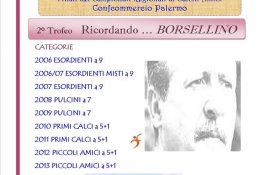 2   Trofeo Ricordando Borsellino ASC SICILIA