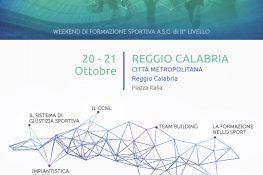 Formazione Continua per lo Sport ASC REGGIO CALABRIA