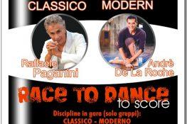 Race to Dance to Score ASC SICILIA