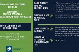 CORSO BLSD ADULTO E PEDIATRICO - Confcommercio Lazio Nord