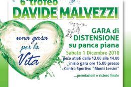 6   trofeo DAVIDE MALVEZZI ASC VERONA