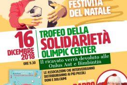 Trofeo ASC BARI di Calcio a 7 della Solidarieta   - Bari 16 Dicembre 2018