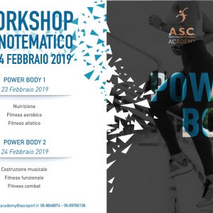 Workshop monotematico POWER BODY