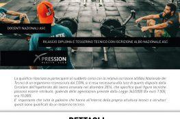 Corso di formazione Assistente Sala Pesi ASC REGGIO CALABRIA