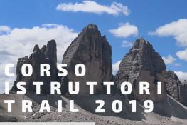 Corso Istruttori TRAIL 2019