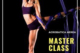 Master Class acrobatica aerea ASC CATANIA