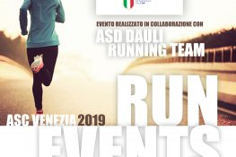 ASC Venezia RUN EVENTS 2019