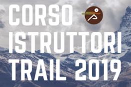 Corso Istruttori TRAIL 2019 rimandato
