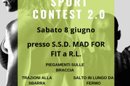 Sport Contest 2 0 S S D  Mad For Fit