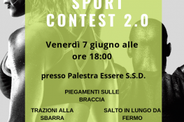 Sport Contest 2 0 S S D  Palestra Essere