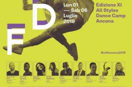 Conero Dance Festival XI Edizione ALL STYLE DANCE CAMP ANCONA ASC MARCHE