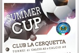 Summer Cup - Club La Cerquetta