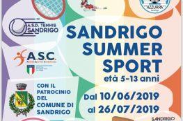 SANDRIGO SUMMER SPORT ASC VICENZA