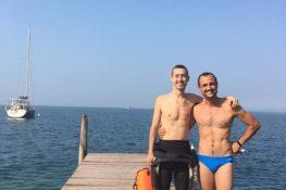 I risultati della decima edizione della Traversata a nuoto del Garda ASC-SPORT MANAGEMENT