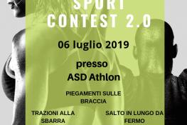 Sport Contest 2 0 ASD Athlon ASC VERONA