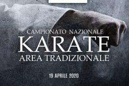 CAMPIONATO NAZIONALE A S C  Area KARATE TRADIZIONALE