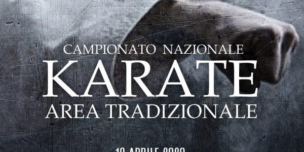 CAMPIONATO NAZIONALE A.S.C. Area KARATE TRADIZIONALE