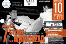 STAGE DELL AMICIZIA - ASC KARATE TRADIZIONALE 2019