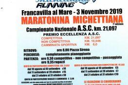 La Michettiana RUNNING ASC Abruzzo
