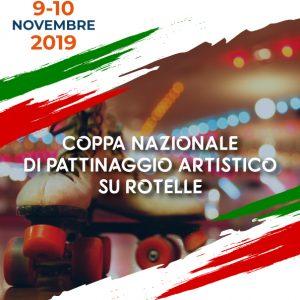 Coppa NAZIONALE Pattinaggio Artistico su rotelle