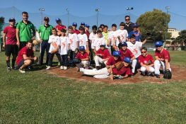 ASC Instructional Baseball League