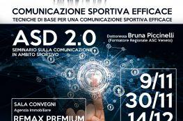 ASD 2 0 - Seminario - La Comunicazione efficace - Tecniche di Base per una comunicazione sportiva Efficace ASC VICENZA