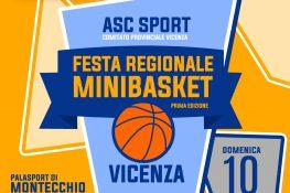 1  Festa Regionale Minibasket ASC