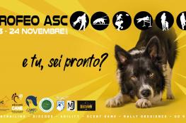 TROFEO ASC NAZIONALE 2019 CINOFILIA