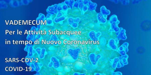 Attività Subacquee: protocollo per immersioni in tempo di Coronavirus
