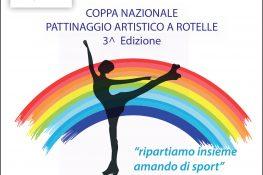 COPPA NAZIONALE A S C  di PATTINAGGIO ARTISTICO A ROTELLE - 3   edizione