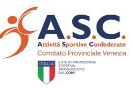 Convocazione dell'Assemblea Ordinaria Elettiva del Comitato ASC Venezia