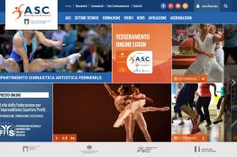 Benvenuti nel nuovo sito web di ASC