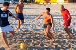 A.S.C. Presenta il Beach Tennis e il Beach Volley nella Fun Zone di Big Blu 2014