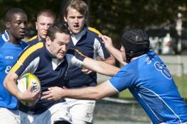 """Rugby: 400 piccoli atleti da tutta Italia al CPO """"Giulio Onesti"""" dell'Acqua Acetosa"""