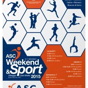 A.S.C. WEEKEND&SPORT