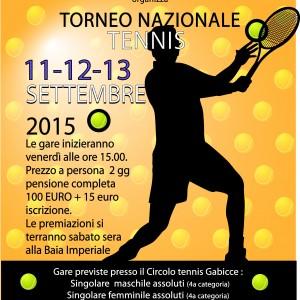Torneo Tennis ASC 2015