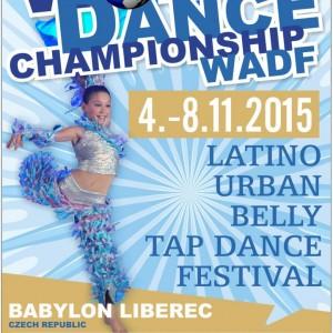 WORLD DANCE CHAMPIONSHIP 2015 IN REPUBBLICA CECA