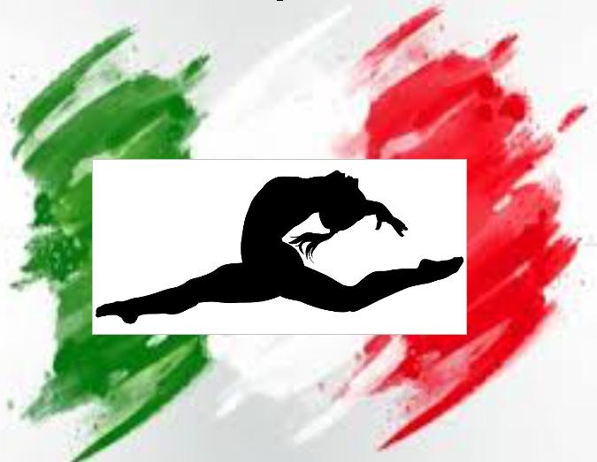 MANIFESTAZIONE  TROFEO ITALIA    GINNASTICA ARTISTICA