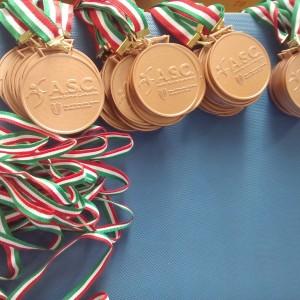 Ginnastica Artistica, Campionato provinciale di Napoli