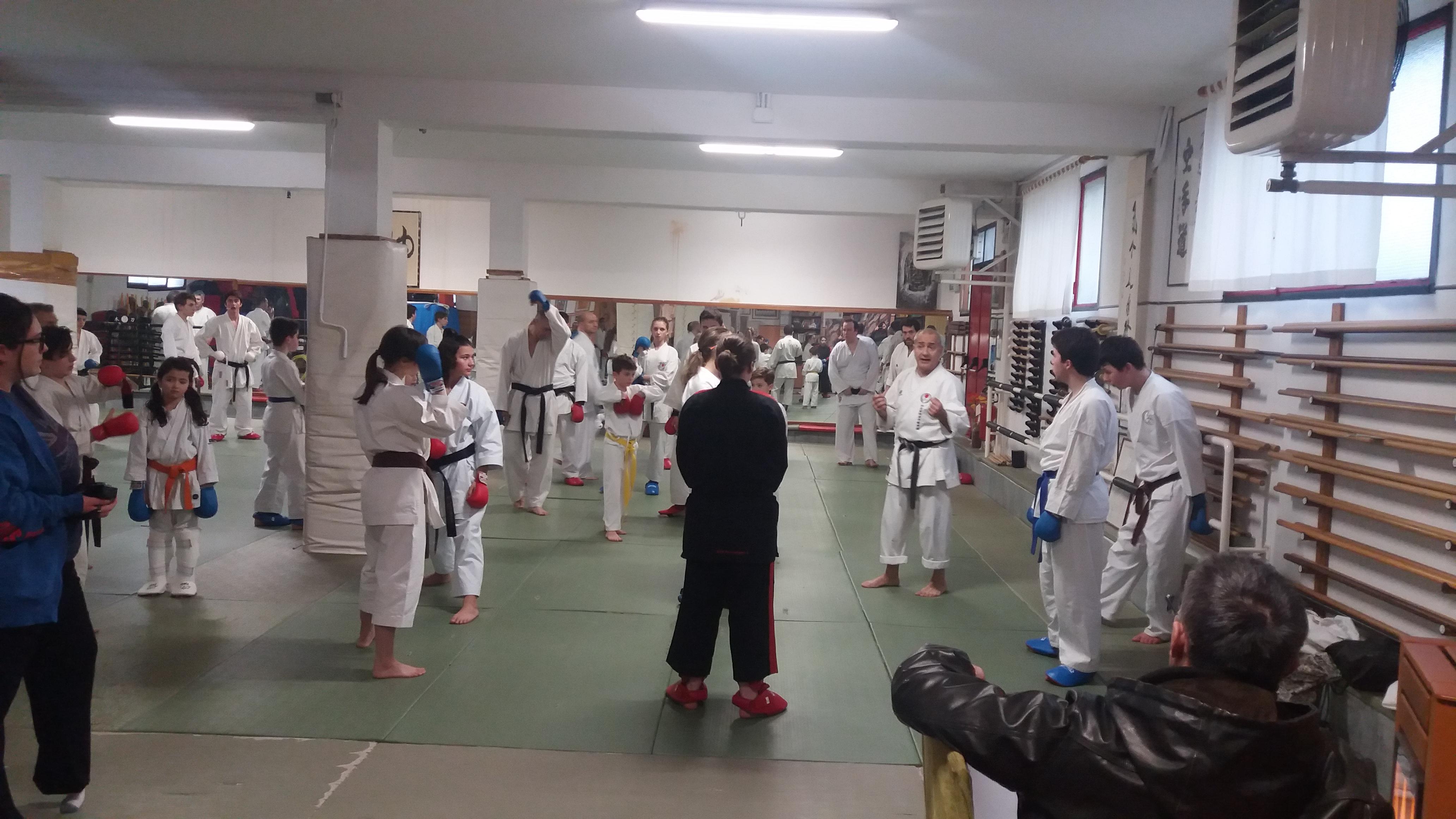 Al via il nuovo Centro di Alta specializzazione di Karate